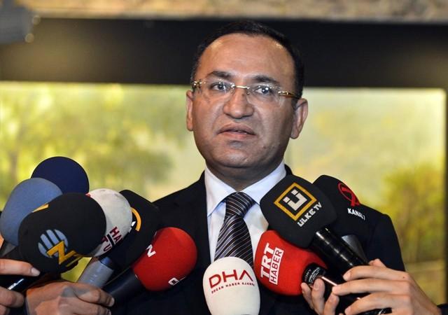 Adalet Bakanı Bozdağ'dan saldırı açıklaması