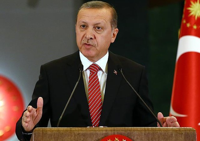 Cumhurbaşkanı Erdoğan'dan saldırı açıklaması