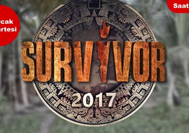 Survivor 2017 için geri sayım sürüyor: Survivor 2017'ye 19 gün kaldı