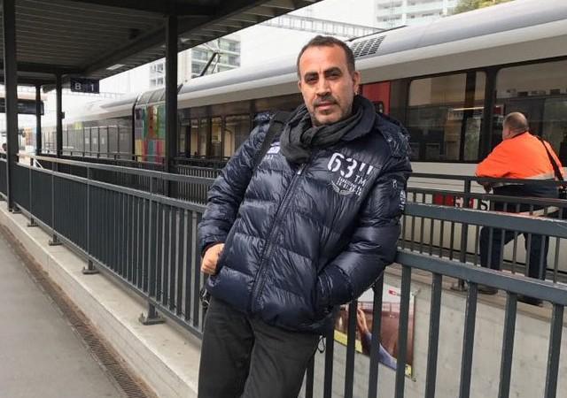 Haluk Levent'in montu ve pasaportu çalındı