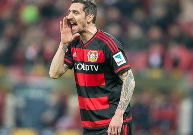Hilbert Leverkusen'in kamp kadrosuna alınmadı
