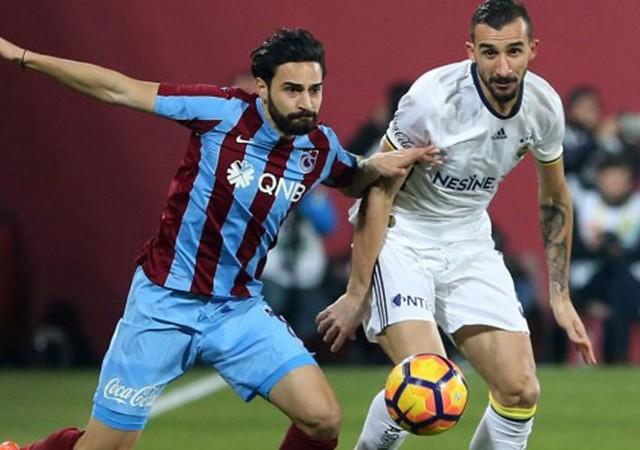 Mehmet Ekici Trabzonspor kampına katılmadı
