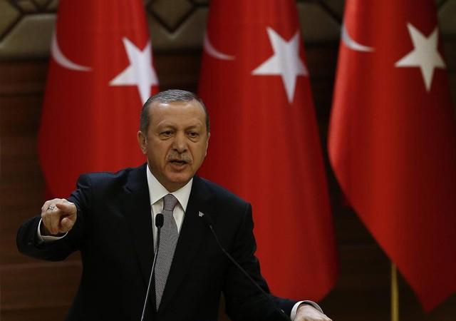 Cumhurbaşkanı Erdoğan'dan İzmir açıklaması