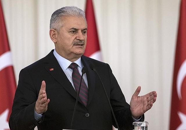 Başbakan Yıldırım'dan İzmir Saldırısı açıklaması