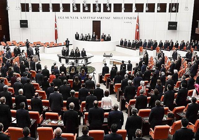 İzmir'deki terör saldırısı TBMM Genel Kurulunda kınandı