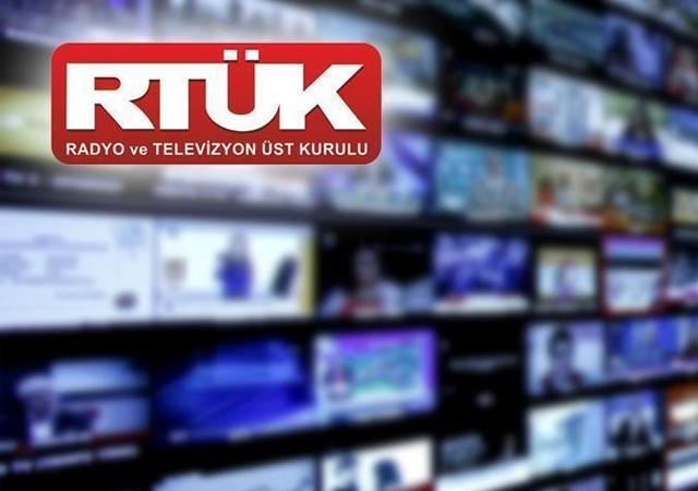 RTÜK'ten geçici yayın kısıtlaması