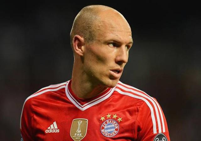 Robben'den kafa karıştıran mesaj