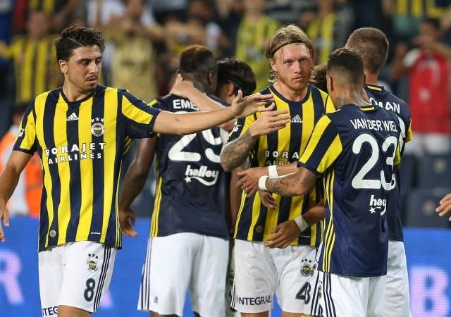 Fenerbahçe, Galatasaray'ı solladı...