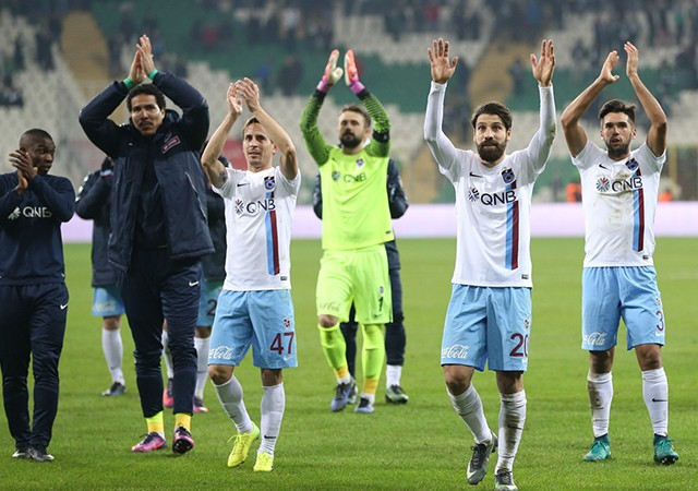 Bursaspor:1 Trabzonspor:2 | Maç sonucu