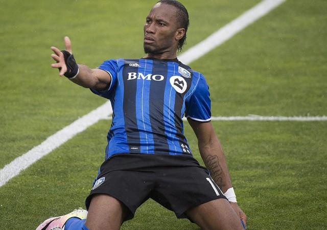 Didier Drogba'dan sürpriz transfer!