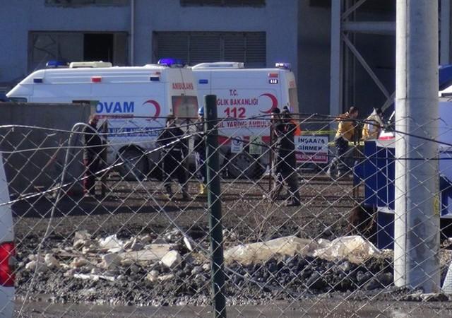 Kocaeli'de fabrikada patlama meydana geldi: 1 ölü, 17 yaralı