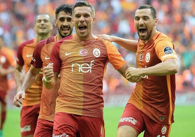 Çin'den flaş Lukas Podolski açıklaması!
