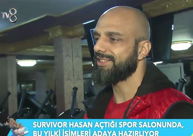 Hasan Yalnızoğlu Survivor 2017 adaylarını değerlendirdi
