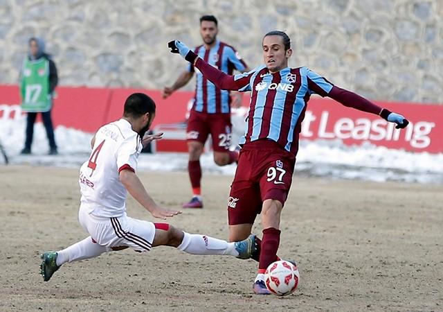 Gümüşhanespor-Trabzonspor: 0-0   Ziraat Türkiye Kupası