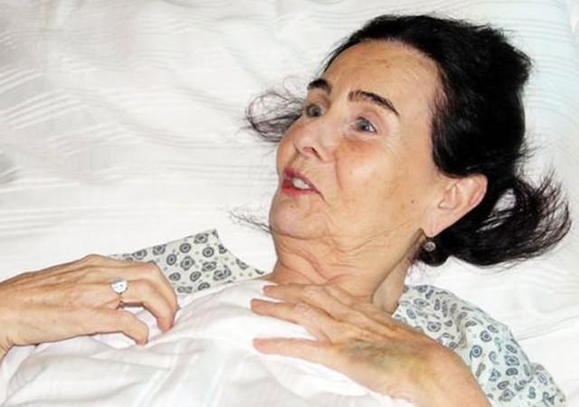 Fatma Girik: Sağlık durumum çok iyi