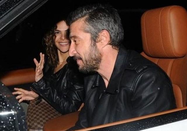 Gamze Topuz ile Tümer Metin birlikte görüntülendi
