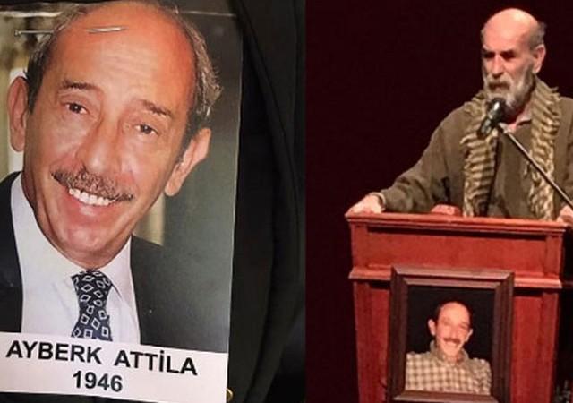 Ayberk Atilla gözyaşlarıyla uğurlandı