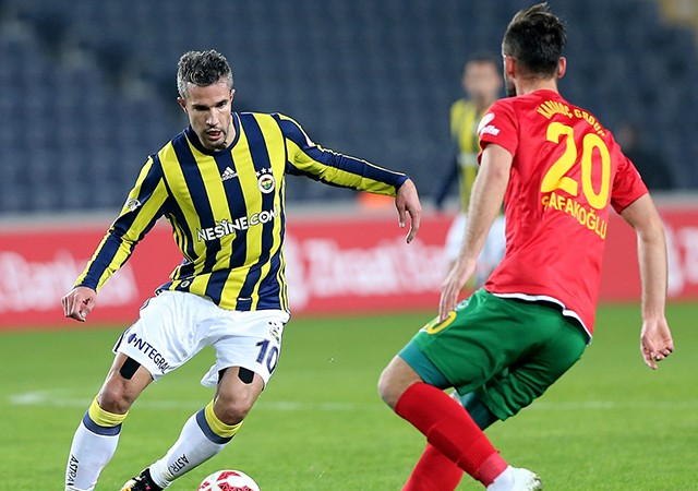 Fenerbahçe 3-0 Amed Sportif   Ziraat Türkiye Kupası Maç Sonucu