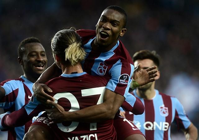Trabzonspor 4-0 Gaziantepspor | Süper Lig Maç Sonucu