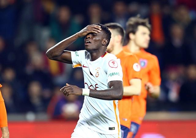 Başakşehir kupada Aslan'ı avladı! 2-1