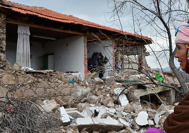 Çanakkale'de 5,3 büyüklüğünde deprem