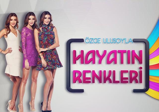 Özge Ulusoy'la Hayatın Renkleri 8 Şubat'ta TV8,5 ekranlarında!