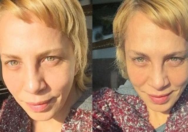 Sertab Erener yine saç modelini değiştirdi