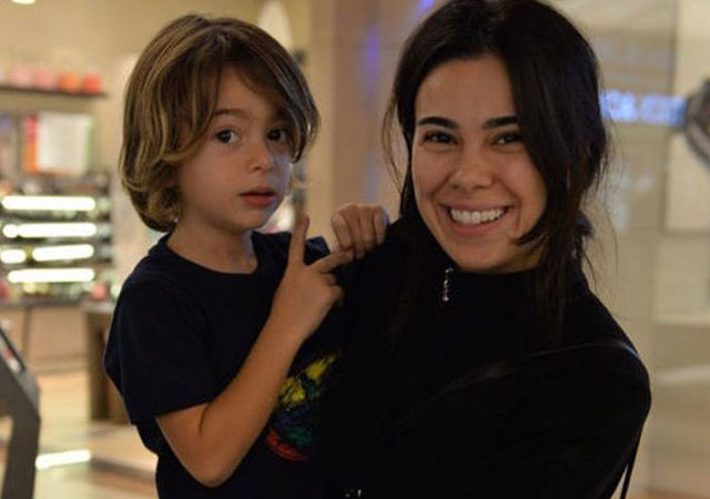 Asena Atalay: Oğlumu magazin malzemesi yapmam