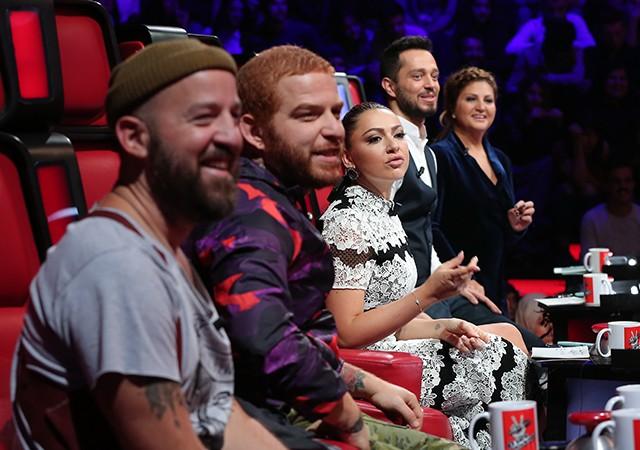 O Ses Türkiye perşembe akşamı TV8'de...