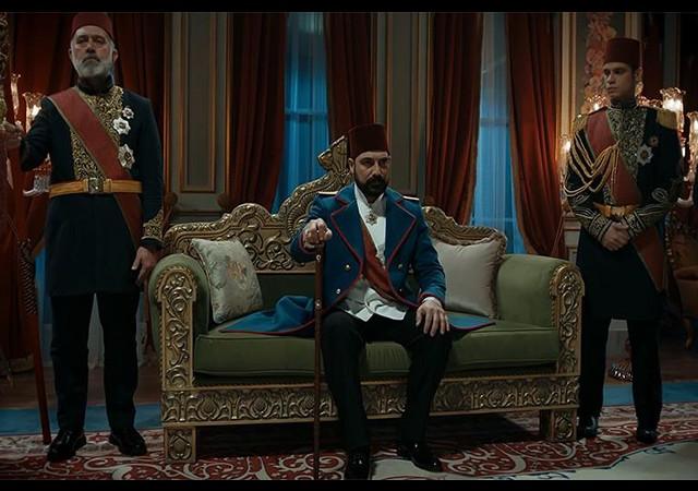 'Payitaht Abdülhamid' dizisi 24 Şubat'ta TRT1'de