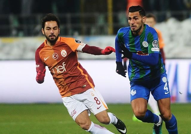 Çaykur Rizespor 1-1 Galatasaray | Spor Toto Süper Lig Maç Sonucu