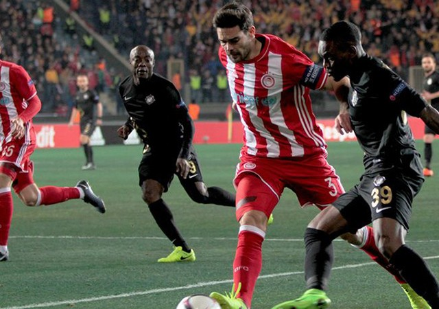 Osmanlıspor 0-3 Olympiakos | UEFA Avrupa Ligi Maç Sonucu