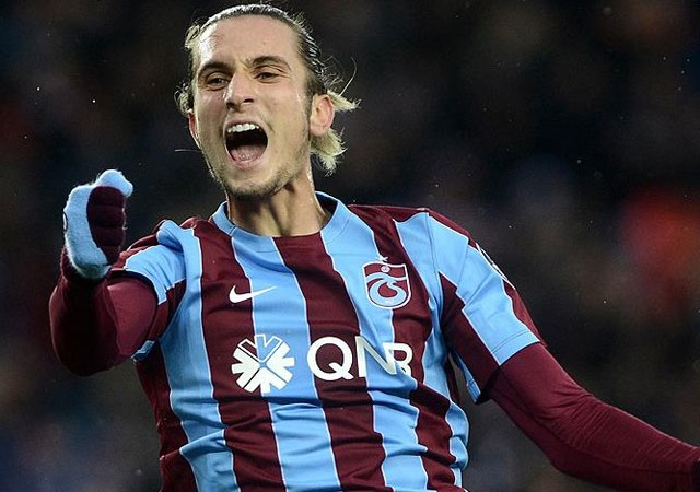 Yusuf Yazıcı 2022'ye kadar Trabzonspor'da