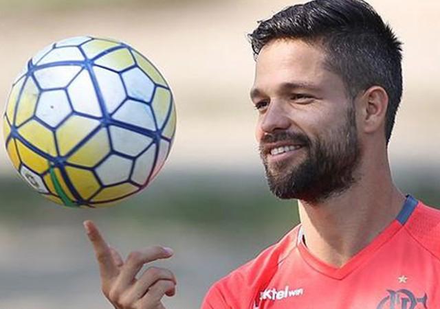 Diego Ribas Brezilya Milli Takımı'na çağrıldı!
