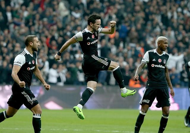 Lider haftayı kayıpsız geçti! Beşiktaş durdurulamıyor...