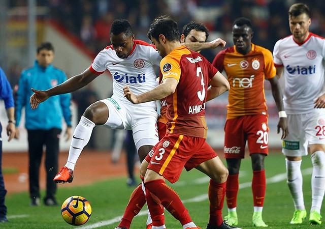 Antalyaspor 2-3 Galatasaray | Spor Toto Süper Lig Maç Sonucu