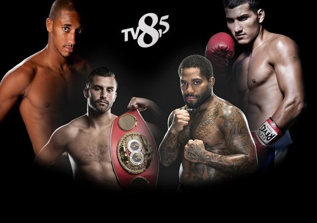 TV8,5'ta boks şöleni
