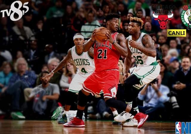 Chicago Bulls–Boston Celtics maçı TV8,5'ta