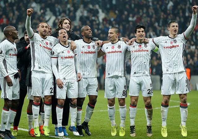 Beşiktaş'ın UEFA Avrupa Ligi çeyrek finaldeki rakibi Lyon