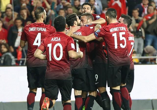 Türkiye:2 - Finlandiya:0 maç sonucu