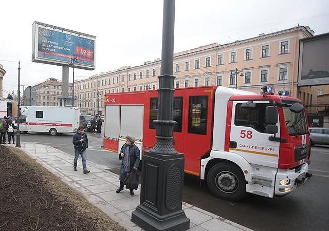 Terör Rusya'yı kana buladı!  Metroda patlama...