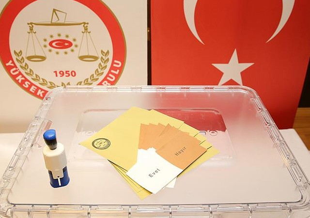 Anayasa Değişikliği Referandumu Sonuçları