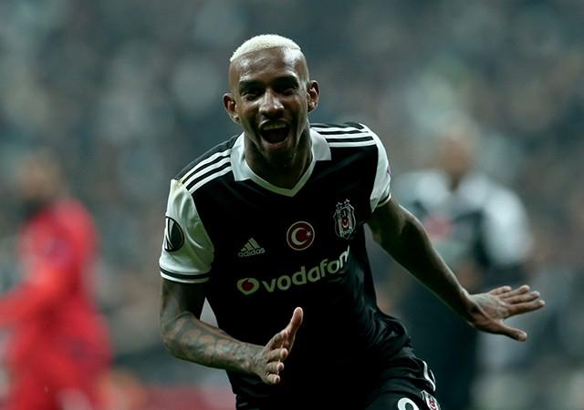 Talisca: Beşiktaş'ın büyüklüğünü gösterdik!