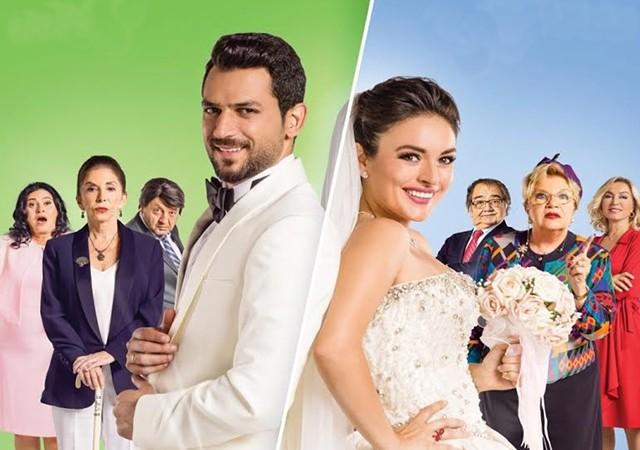 'Kocan Kadar Konuş Diriliş' TV'de ilk kez TV8'de!