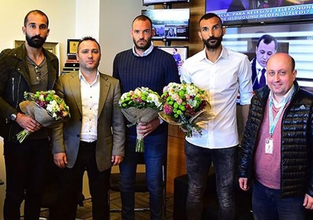 Medipol Başakşehirli dört futbolcu ifadeye çağrıldı!