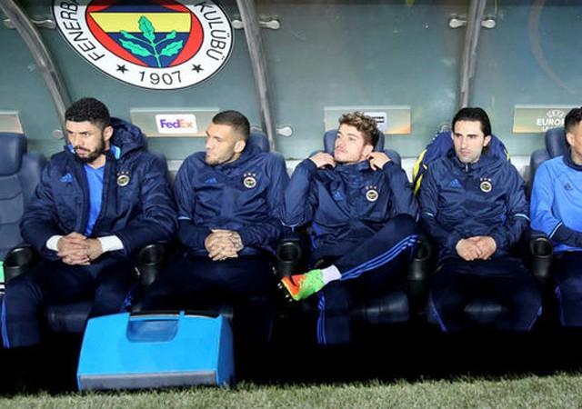 Sezon sonunu beklemedi, Fenerbahçe'ye veda etti!