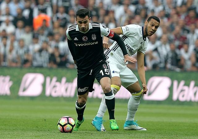 Beşiktaş 1-1 Fenerbahçe | Spor Toto Süper Lig Maç Sonucu