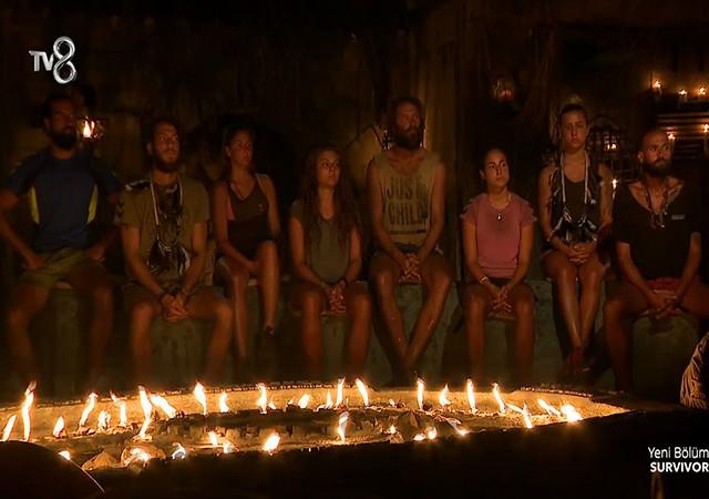 Survivor Eleme Adayları Kimler? 9 Mayıs 2017 Eleme Adayları