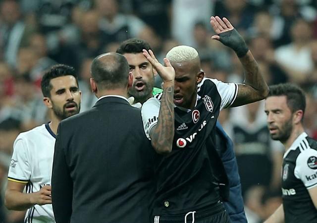 İşte Beşiktaş'ın Talisca savunması! Belgeler açıklandı