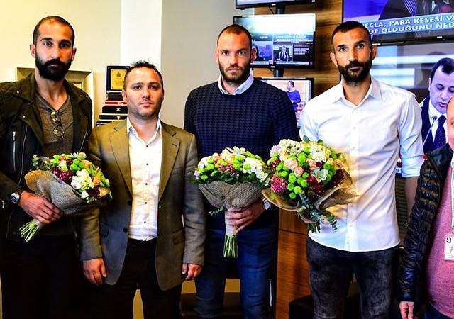 Başakşehir'den iki futbolcuyla ilgili flaş karar!